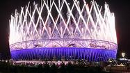 Photos: 2012 London Olympics opening ceremony