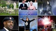 Opening ceremony emphasizes whimsy over solemnity