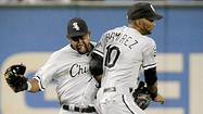 ARLINGTON, Texas — After John Danks embarked on a modified throwing program three hours before Zack Greinke was traded to the Angels, the White Sox may have discovered Friday night that their best solution for a starting pitcher might be a potent offense.