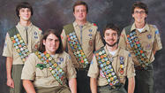 After years of camping trips, merit badges and meetings, a group of five Winchester teens have achieved the ultimate goal in Scouting.