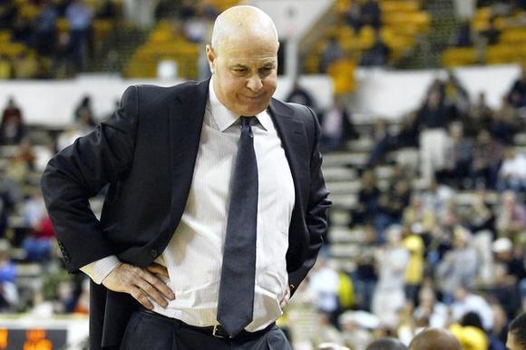 Virginia Tech fired men's basketball coach Seth Greenberg on Monday.
