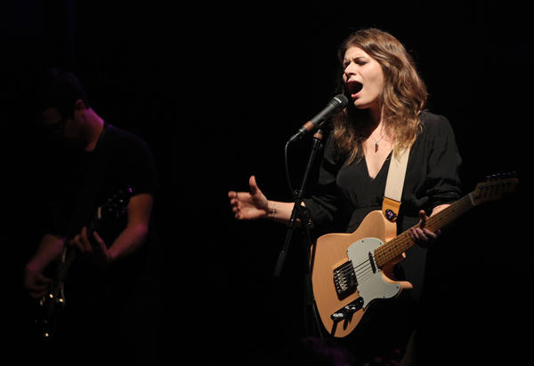 Best Coast performs at the Vic on Friday, July 27, 2012.