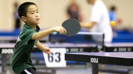 11-year-old from Md. is among best table tennis players in U.S. for his age group