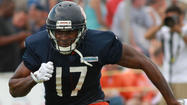 Bears' Jeffery must build on natural ability