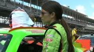 SPEEDWAY - Danica Patrick's much awaited return to the Indianapolis Motor Speedway was short.