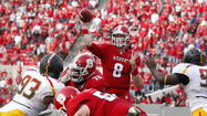 N.C. State's Mike Glennon learns from brother's experience at Virginia Tech