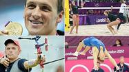 Olympic roundup: Day 1