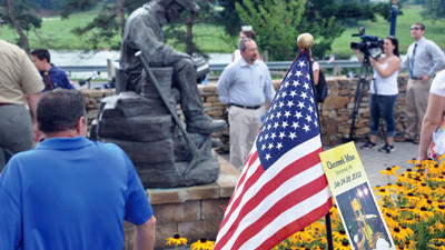 What could've been a 10th anniversary of loss and tragedy -- similar to that of the terrorist attacks of Sept. 11, 2001 -- was instead a celebration of life for Sipesville residents and visitors that came to see the Quecreek mine rescue site.