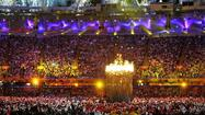 Opening Ceremony kicks off 2012 Summer Olympics in London