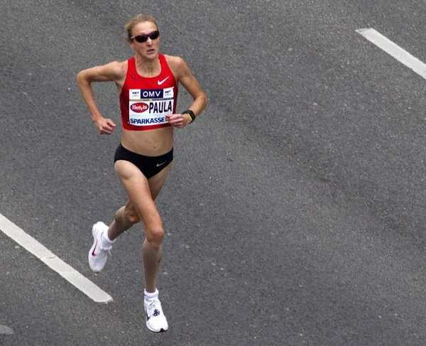Britain's Paula Radcliffe won't be running in the Olympic marathon before her home crowd.