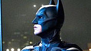 """The Dark Knight Rises"" may have soared to the top of the box office for the second consecutive weekend, but the Batman film is still falling behind its predecessor."