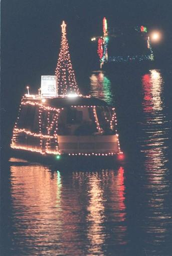 Christmas Parades in Florida