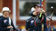 Unlike men, U.S. women's archers miss the mark vs. China