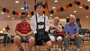 Amid all the beer and sauerkraut, all the wurst and schnitzel and strudel of every kind, 6-year-old E.J. Johnson was the clear hit of the 112th German Festival on Sunday.