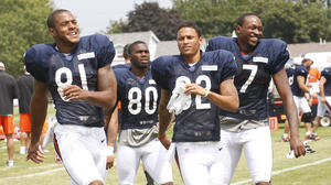 Roster depth key to Bears' success