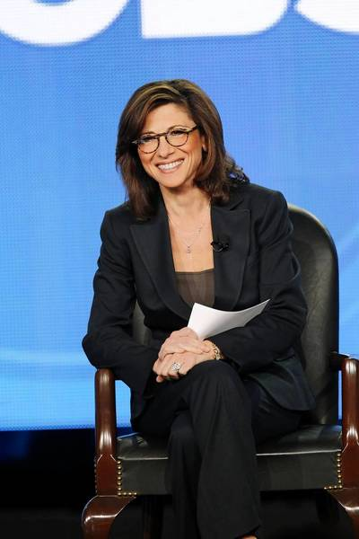 Nina Tassler, president of CBS Entertainment.