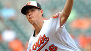 Quiet confidence shows in Orioles left-hander Wei-Yin Chen