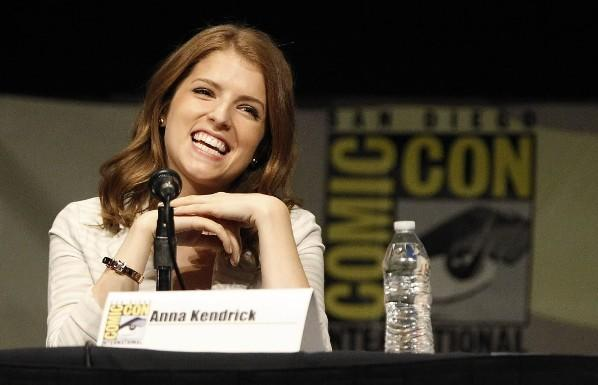 "Actress Anna Kendrick participates in a panel for ""ParaNorman"" during the Comic-Con international convention in San Diego, Calif. July 13, 2012"