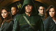 After a violent shipwreck, billionaire playboy Oliver Queen was missing and presumed dead for five years before being discovered alive on a remote island in the Pacific. When he returns home to Starling City, his devoted mother Moira, much-beloved sister Thea, and best friend Tommy welcome him home, but they sense Oliver has been changed by his ordeal on the island. While Oliver hides the truth about the man he's become, he desperately wants to make amends for the actions he took as the boy he was. Most particularly, he seeks reconciliation with his former girlfriend, Laurel Lance. As Oliver reconnects with those closest to him, he secretly creates the persona of Arrow - a vigilante – to right the wrongs of his family, fight the ills of society, and restore Starling City to its former glory. By day, Oliver plays the role of a wealthy, carefree and careless philanderer he used to be - flanked by his devoted chauffeur/bodyguard, John Diggle - while carefully concealing the secret identity he turns to under cover of darkness. However, Laurel's father, Detective Quentin Lance, is determined to arrest the vigilante operating in his city. Meanwhile, Oliver's own mother, Moira, knows much more about the deadly shipwreck than she has let on – and is more ruthless than he could ever imagine.