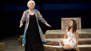 "<span><strong>The show:</strong> ""The Tempest"" at Shakespeare & Company in Lenox, Mass. in the Berkshires, starring Olympia Dukakis.</span>"