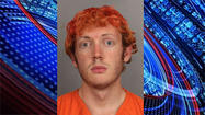 Colorado movie shooting suspect James Holmes was charged Monday with 24 counts of first-degree murder -- two counts for each of the 12 people killed in the shooting.