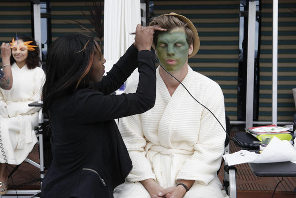 "8 p.m. Aug. 21, Syfy <br> The reality competition series moves to a new night and time for its third season, in which a new group of special effects make-up artists face off in L.A. to compete in a series of elaborate challenges that will ultimately determine just who wins ""Face Off."""