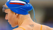 London 2012: Olympic tattoos