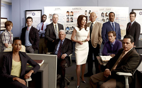 "9 p.m. Aug. 13, TNT <br> Following the series finale of ""The Closer,"" this spin-off gets right down to business when Capt. Sharon Raydor (Mary McDonnell) takes over the LAPD's major crimes unit from Brenda Leigh Johnson (Kyra Sedgwick). Talk about being thrown into the thick of it; Raydor must deal with new LAPD policies that upset her veteran team, and an underling who thinks he was passed over for promotion. <br> Pictured, (from left): Patrick Martin, Kearran Giovanni, Jonathan Del Arco, Ransford Doherty, Tony Denison, G.W. Bailey, Mary McDonnell, Michael Paul Chan, Robert Gossett, Phillip P. Keene, Raymond Cruz, Jon Tenney"
