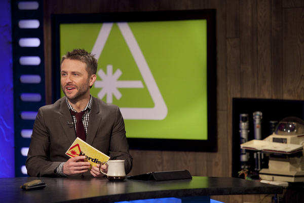 "9 p.m. Aug. 4, BBC America <br> ""The Nerdist"" host Chris Hardwick (shown) offers up three new specials this month, beginning with ""The Nerdist: Tribute to Science,"" in which he welcomes special guests to discuss science's greatest innovators and biggest stories. Hardwick is likely to play a part in BBC America's new ""Docto Who"" specials as well, considering he's such a fan of that show. The four new specials kick off at 10 p.m. Aug. 4 with ""The Science of Doctor Who,"" which examines the real-life science behind the gadgetry and concepts in ""Doctor Who."" <br> ""The Women of Doctor Who,"" 8 p.m. Aug. 11, BBC America <br> ""The Nerdist: Tribute to Nerd Girls,"" 9 p.m. Aug. 11, BBC America <br> ""The Nerdist: Tribute to Time Travel,"" 9 p.m. Aug. 18, BBC America <br> ""The Timey-Wimey Stuff of Doctor Who,"" 10 p.m. Aug. 18, BBC America <br> ""The Destinations of Doctor Who,"" 8 p.m. Aug. 25, BBC America"