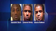 Prosecutors: Trio ambushed, tried to rob man