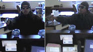 A man armed with a handgun robbed a branch bank in the Morgan Park neighborhood this morning, authorities said.