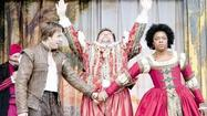 "THEATER REVIEW: ""The Taming of the Shrew"" by Shakespeare in the Parks ★★ ... Here is a Shakespearean production from a first-class company designed to remove two of the most formidable barriers to unleashing the Bard on all Chicagoans."