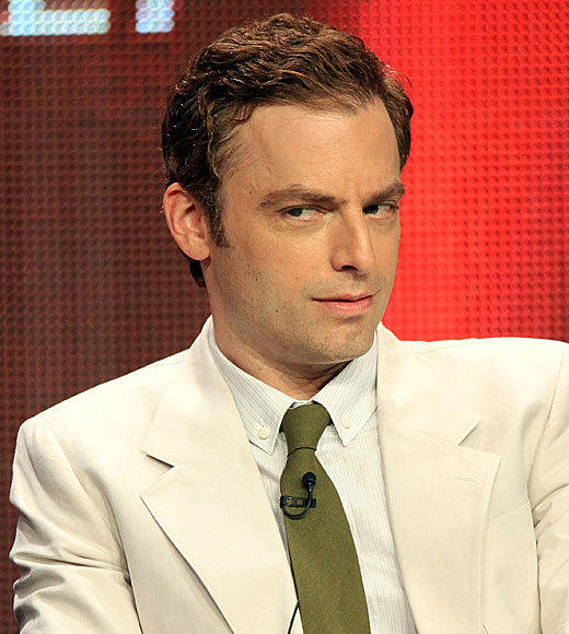 Overheard at 2012 Summer TV Press Tour: Its the stuff we use on the show. Its not the good stuff. -- Justin Kirk after finding a prop joint on his chair before the final Weeds panel   I used to say that pot took away from my rent, now it pays it. -- On how the show changed his life