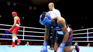 Men's boxing