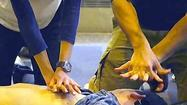 Training video aims to teach kids CPR