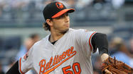 What a change: Offspeed pitch leads to new strikeout high for Orioles' Miguel Gonzalez