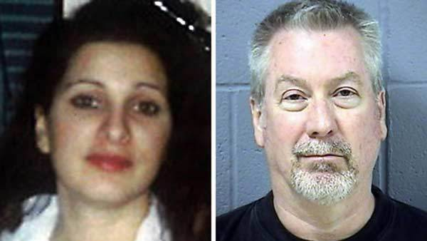 Kathleen Savio, left, third wife of Drew Peterson, right.