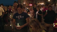 Hundreds gather to remember, pray and support victims of terrible car crash
