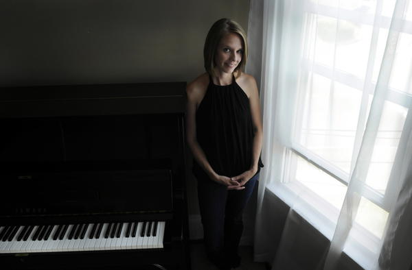 Pianist Jen Allen and her quintet play in Bushnell Park Monday, Aug. 6