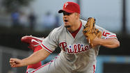 It's trade deadline day; Blanton remains with Phillies
