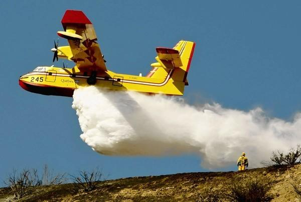 Firefighting aircraft study guide
