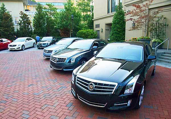 Cadillac introduces its ATS compact sedan this summer.