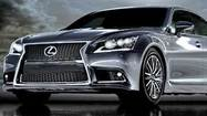 2013 Lexus LS: First look