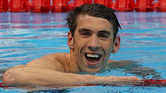 Bouncing back from a lackluster beginning to his final Games, Michael Phelps could add two new superlatives to his already glittering Olympic legacy as early as Tuesday.