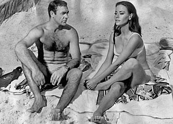 <strong>Actress:</strong> Claudine Auger<br>