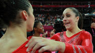 Pictures: U.S. Wins Gold In Olympic Gymnastics Team Competition