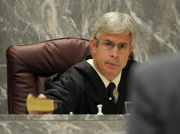 Broward Circuit Judge Matthew Destry is taking over the case against Matthew Bent for defense motions and sentencing.