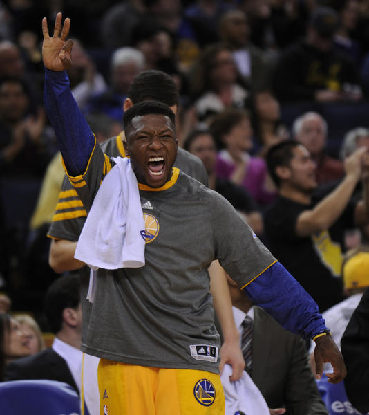 Free agent guard Nate Robinson signed Tuesday with the Bulls.
