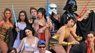 Gorilla Tango's A Nude Hope: A Star Wars Burlesque a saucy delight