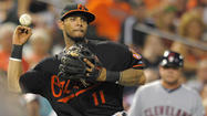Orioles second baseman Robert Andino returns, slated to be activated from DL